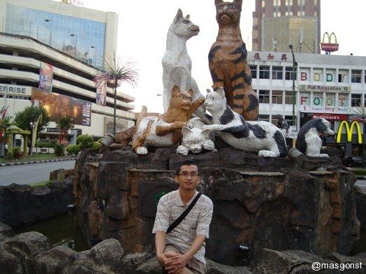kuching-melepas-penat